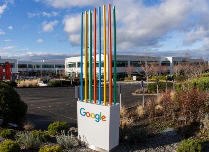Google office in Kirkland, Washington.