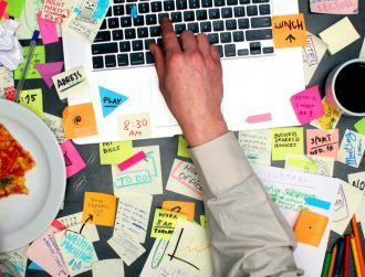 What to do if your desk has descended into chaos