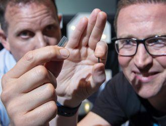 Cork audience witness live creation of a cyborg with smart implant