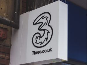 SSE's telecoms business to build Three UK's 5G network