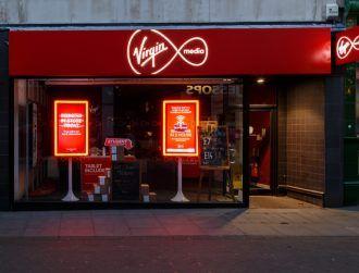 Project Lightning strikes as Virgin Media Ireland revenues hit €109m