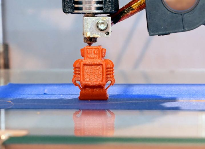 3D printing. Image: Kyrylo Glivin/Shutterstock