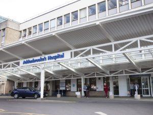 Addenbrookes Hospital, part of the Cambridge University Hospitals Group
