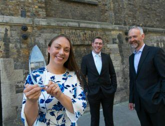 Donegal start-up Cerebreon wins €30,000 in NDRC pitch-off