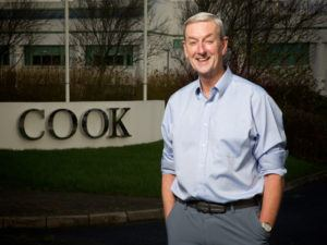 Picture of Bill Doherty from Cook Medical