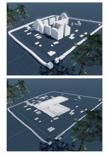 vr image of building