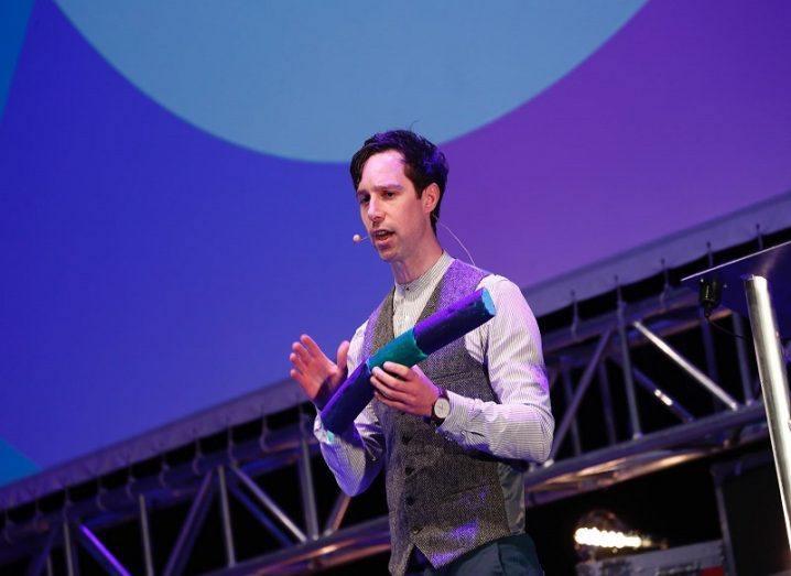 Eoin Murphy, Researchfest 2018 winner