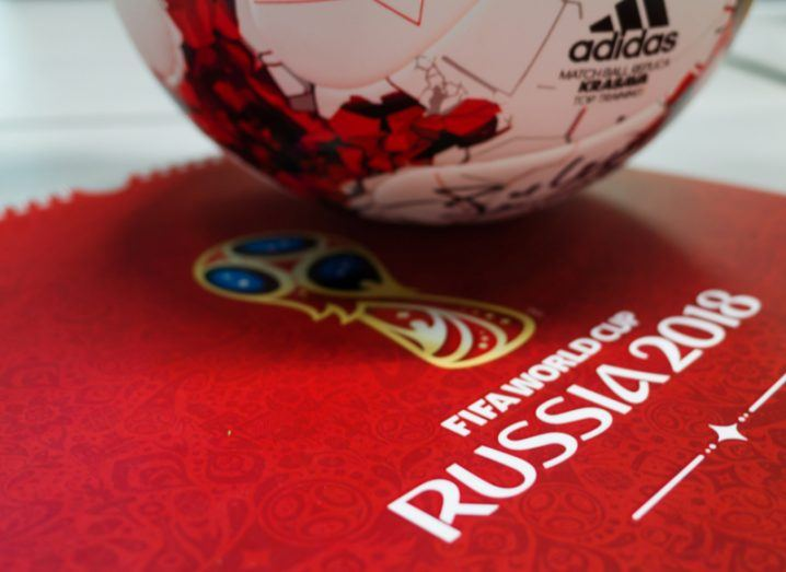 FIFA World Cup ball