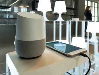 New audio odyssey as Google Home smart speakers arrive in Ireland