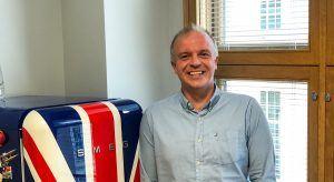 Matt Potter, regional vice-president of EMEA Movable Ink.