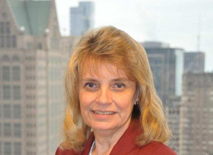 Nancy Kastl.