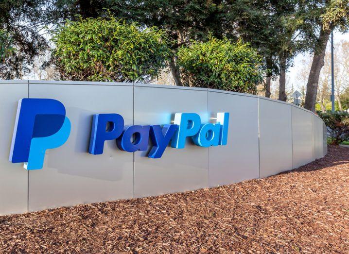 PayPal headquarters California