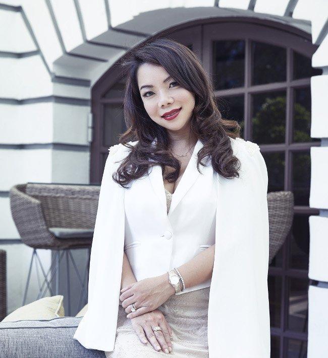 Chief executive mummy Dolores Au