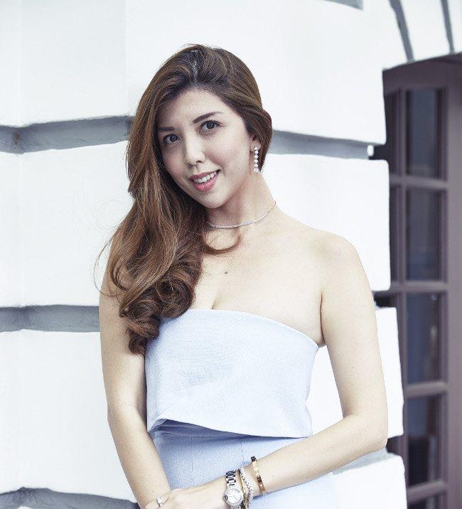 Chief marketing mummy Gidania Wong