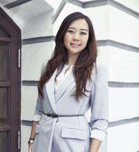 Chief business mummy Jessica Loo