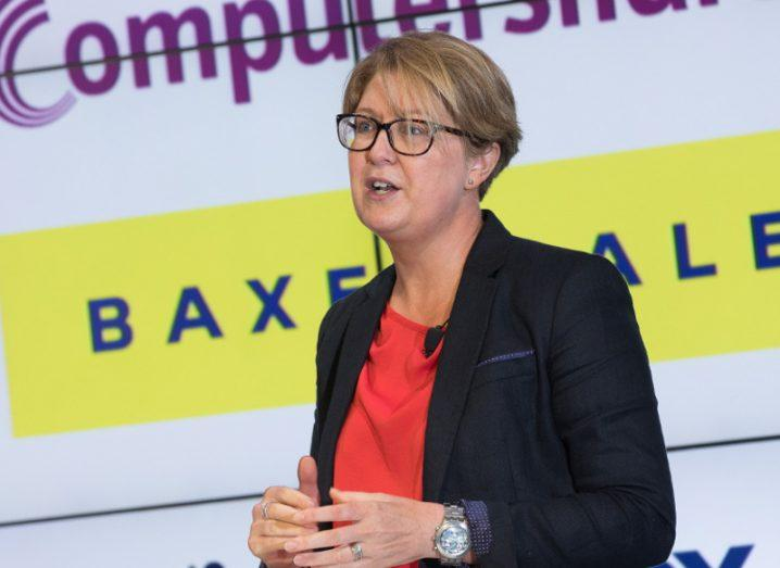 IPSA CEO Gill Brennan. Image: IPSA