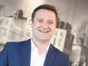 Robbie O'Connor, head of EMEA Sales, Asana. Image: Asana
