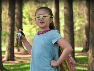 Inspirefest snapshot: The dolls encouraging kids to be themselves