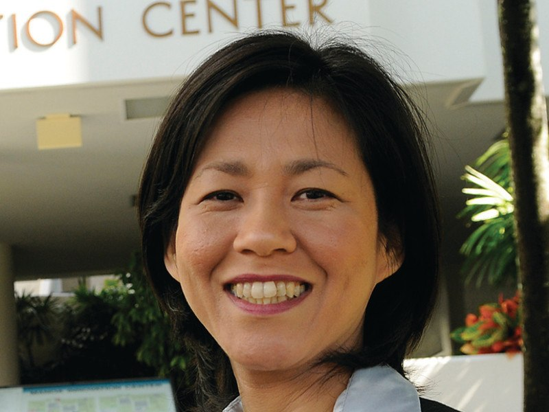 Smiling headshot of Yuka Nagashima