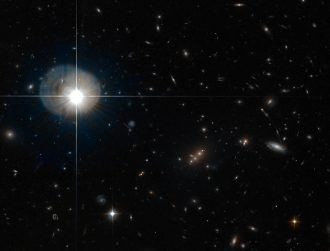 Can Einstein's biggest theory be proven on the grandest of scales?