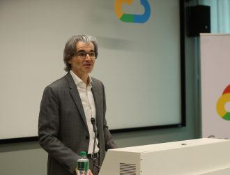 Google Cloud's Gareth Morgan: 'This is a $1trn global opportunity'