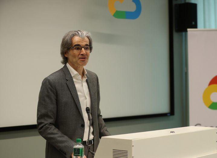 Google's Gareth Morgan