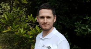 Jason Kelly, software developer at Jaguar Land Rover. Image: Jaguar Land Rover