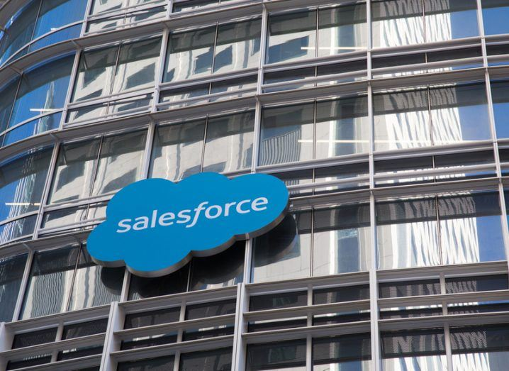 Salesforce HQ San Francisco