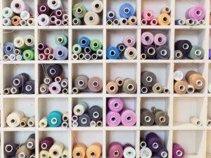 spools of thread data management metaphor