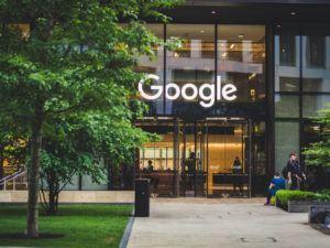 Google offices, London