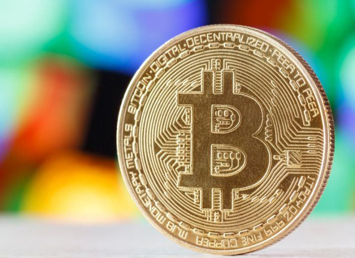 Cryptocurrency tether used to boost bitcoin prices, study finds