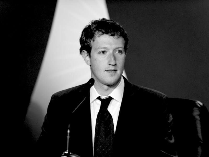 Facebook CEO Zuckerberg endures the wrath of investors