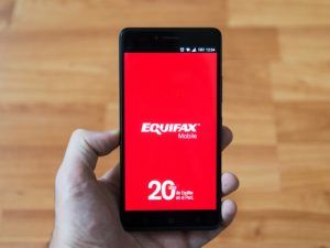 Equifax app on mobile