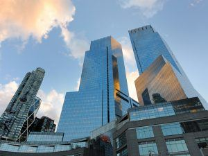 Time Warner Center in New York City. Image: ESB Professional/Shutterstock
