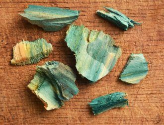 Ancient pigment's mysterious, electrifying power was hidden for centuries
