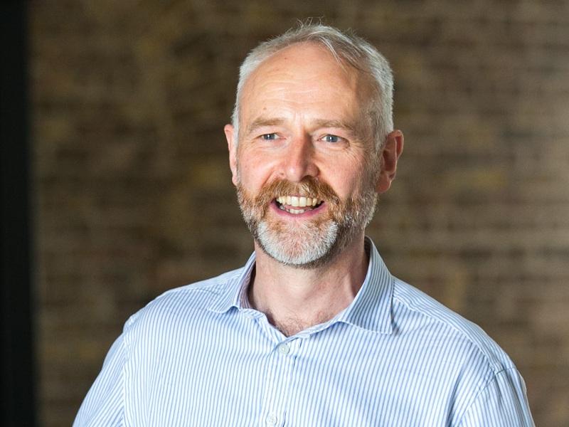 Ben Hurley, CEO, NDRC. Image: Shane O'Neill, SON Photographic