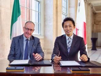 SoftBank makes smart city IoT partnership with Dublin official