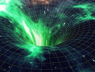 Exciting theory suggests black hole hologram on a graphene flake is possible