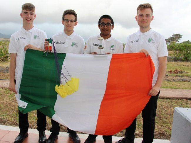 Irish CanSat team