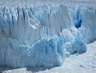 Shocking video of glacier fracturing shows true extent of climate change