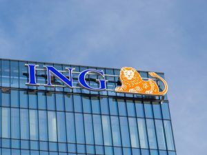 ING bank sign and logo. Image: Robson90/Shutterstock