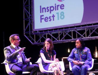 Next generation of STEM talent at Inspirefest 2018