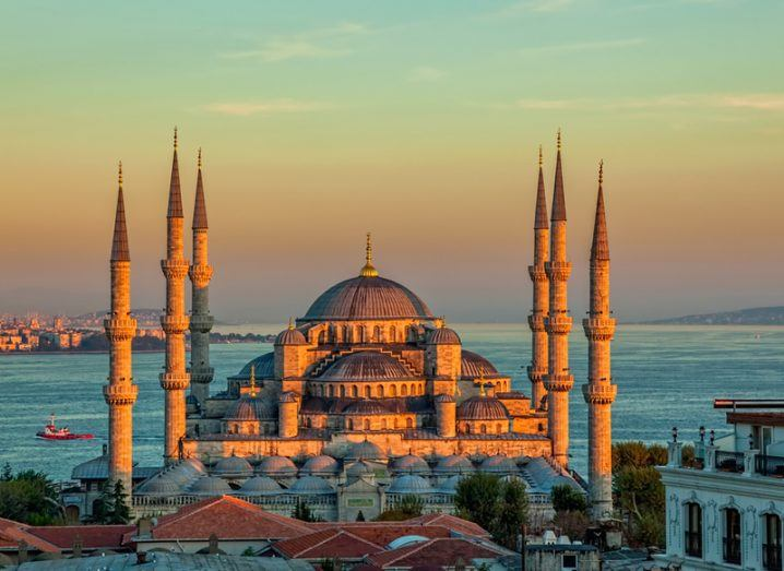 The Blue Mosque, Istanbul, Turkey. Image: OPIS Zagreb/Shutterstock