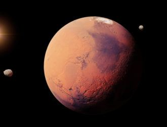 What does discovery of liquid water on Mars actually mean?