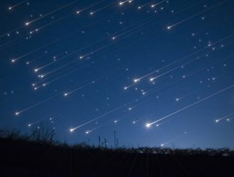 Meteor showers on demand will be the fireworks display of the future