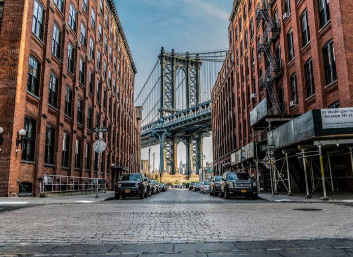 Manhattan Bridge through the eyes of Brooklyn. Image: Jason Sponseller/Shutterstock