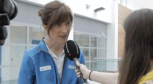 Susan Hynes, Shire Dunboyne site lead