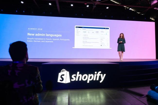 Shopify's Lynsey Thornton