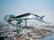 Aston Martin reveals its wild flying taxi concept to the public