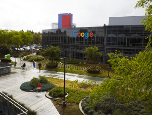 Google campus in California. Google Cloud Next is underway in San Francisco
